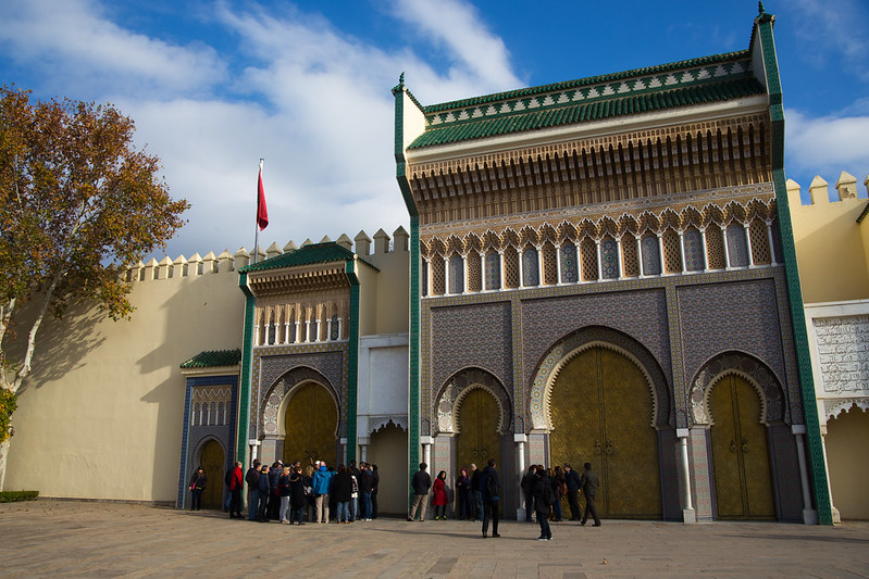Royal Palace of Fes