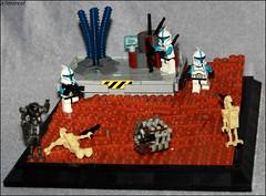 Star Wars Battlefront II - Geonosis by n7mereel