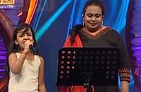 Super Singer Junior – Athan Varuvaga by SSJ03 Spoorthi and Malgudi Subha