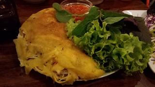 Vietnamese Pancake from Fina's 2