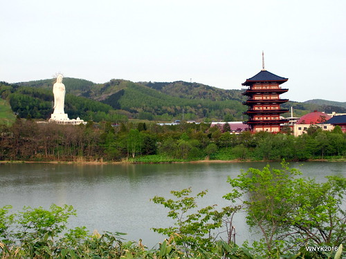 Kannon & Pagoda