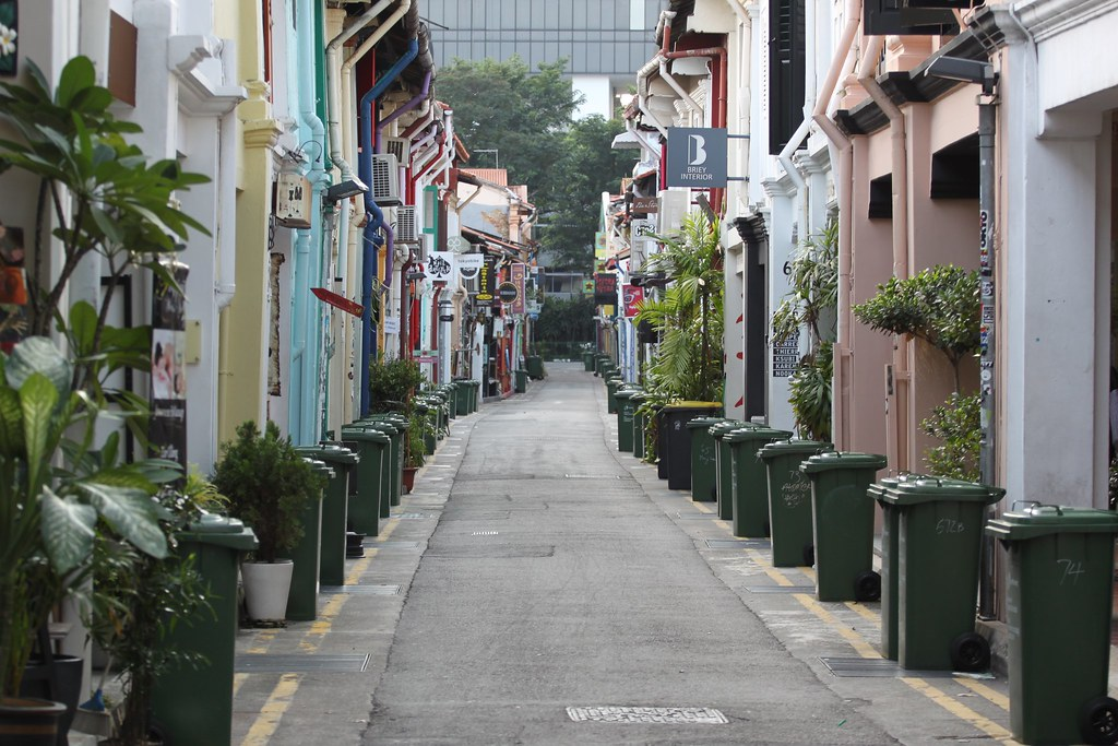 5 parasta paikkaa Singaporessa