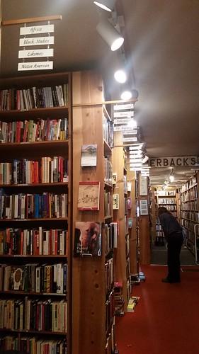 William James Bookstore Interior 2