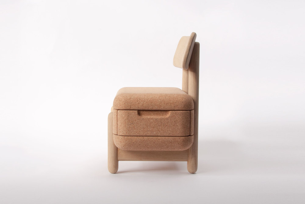 OAK OAK - children's chair