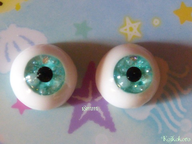 Les 3 Dames ~ Création yeux BJD+eyechips : New :6mm 30090158475_a154bbc71b_z