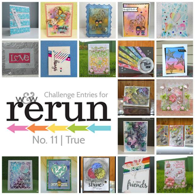 Rerun No. 11 Collage