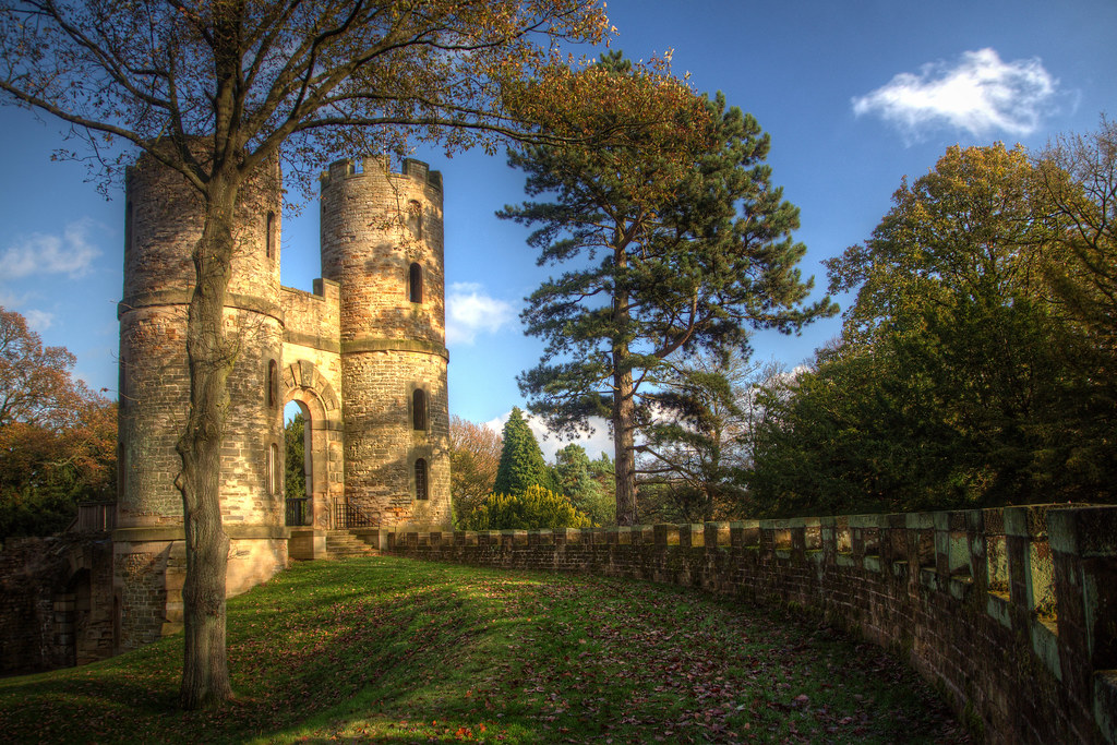 Stainborough Castle.