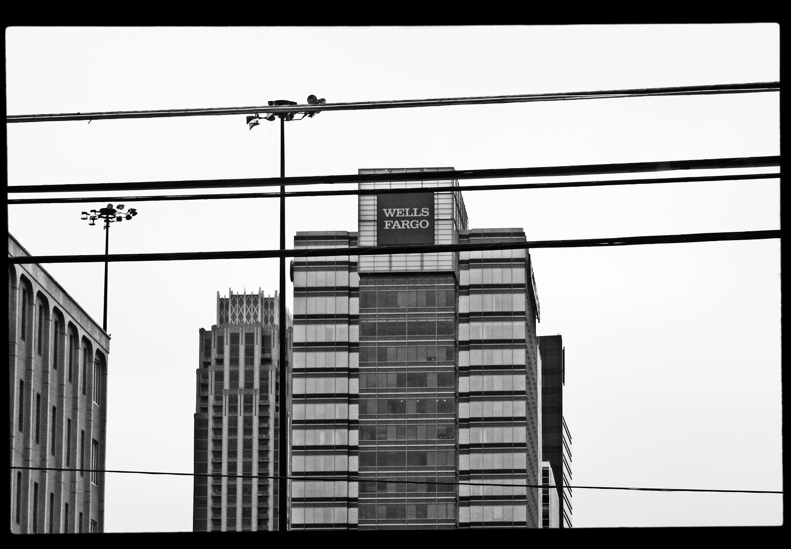 Wells Fargo, Atlantic Station, Atlanta, Sept 2014