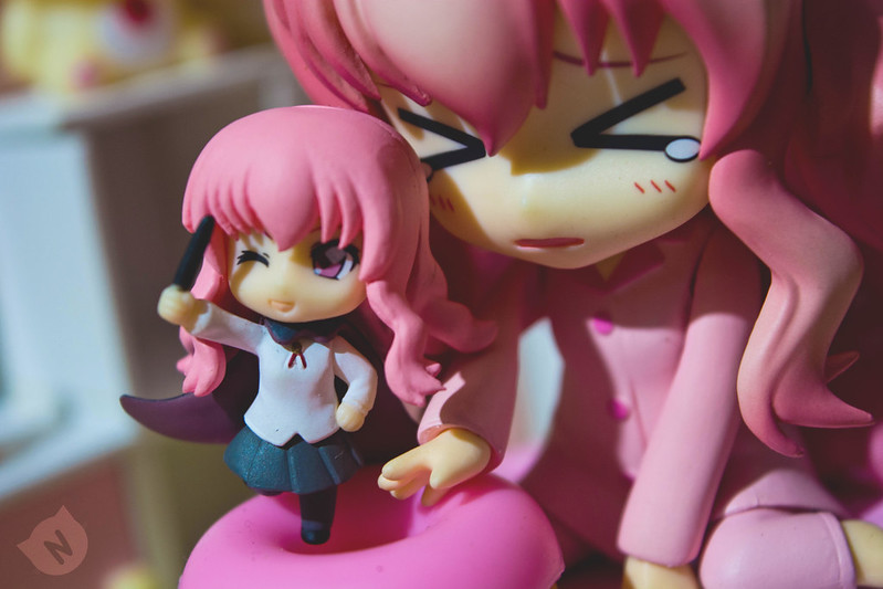 Tiny Louise-chan!
