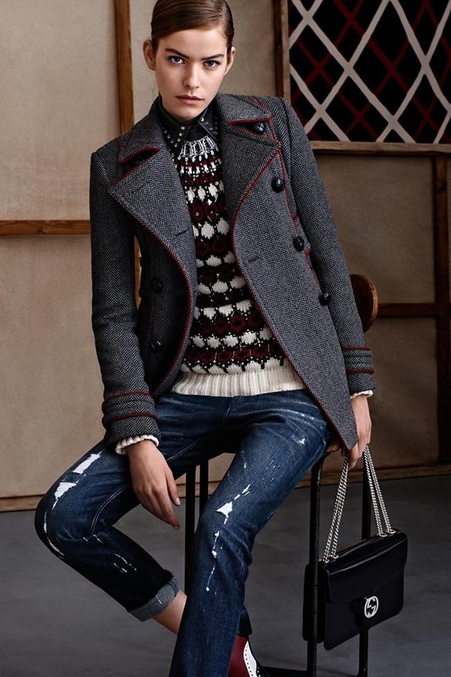 Gucci Colección Pre-fall 2015