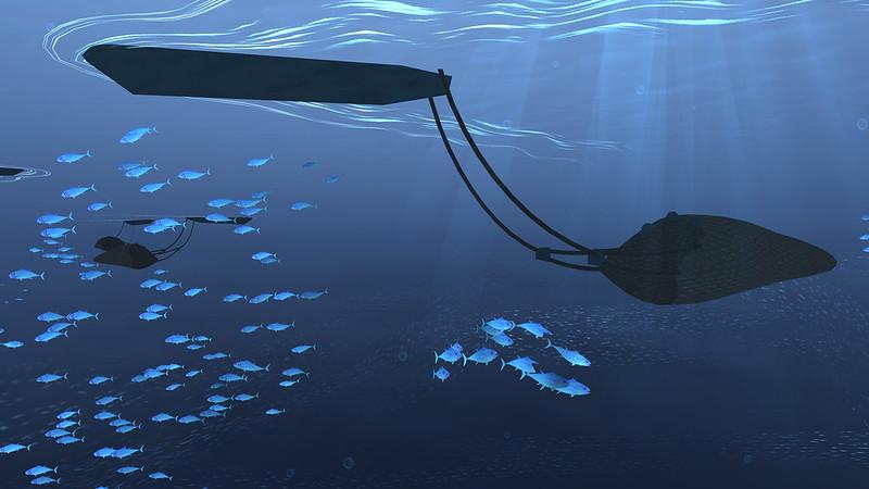 Oceans VR: Nets