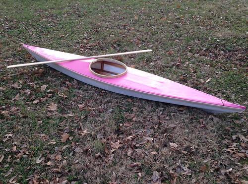 Dave Gentry Kidyak Kayak