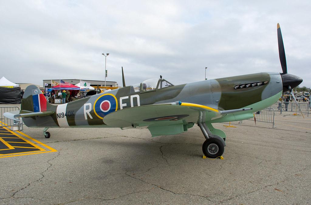 Spitfire (P.O.F. #25)