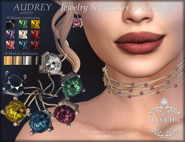 AUDREY_Jewelry Set
