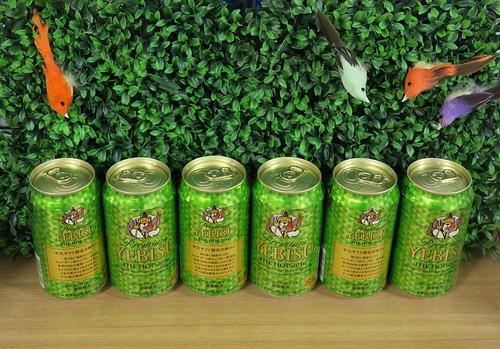 ビール:エビスザホップをたくさん買う 2016
