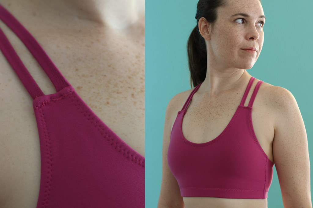Papercut Patterns' Pneuma Sports Bra