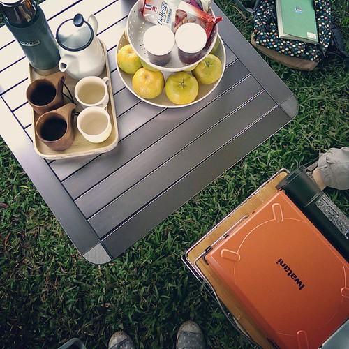 20141116 野餐吧!  #不露營就來野餐吧