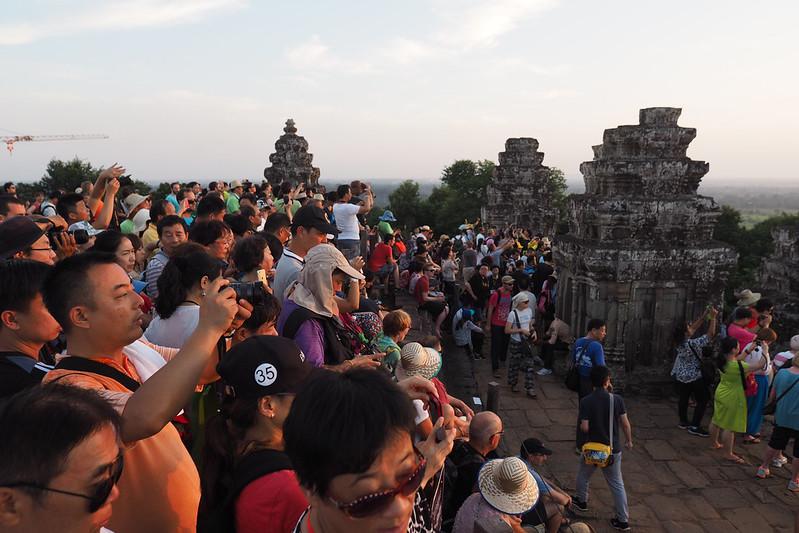 Phnom Bakeng 巴肯山|Angkor Wat 吳哥窟