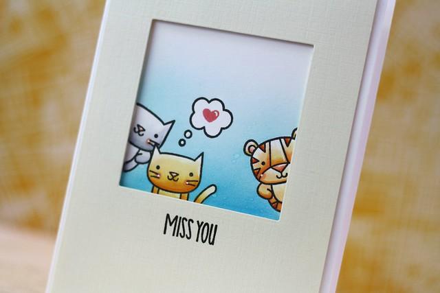 Sweet Stamp Shop-Peekaboo Cats