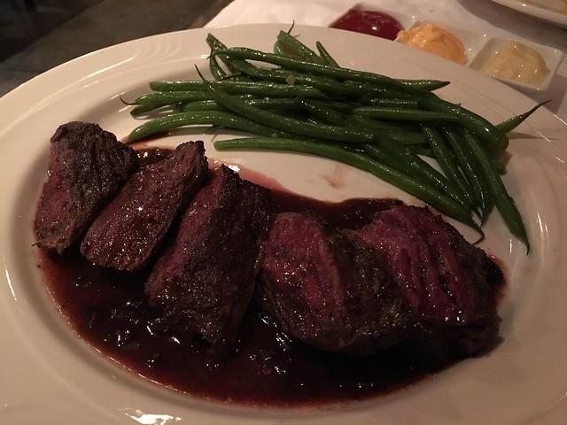 Prime hangar steak - Zin American Bistro