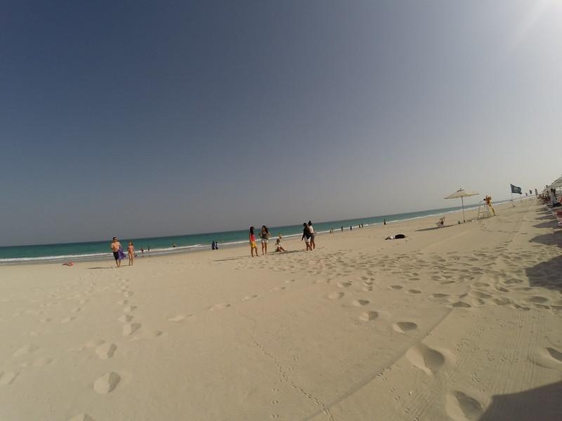 22 May 2016, Saadiyat Public Beach
