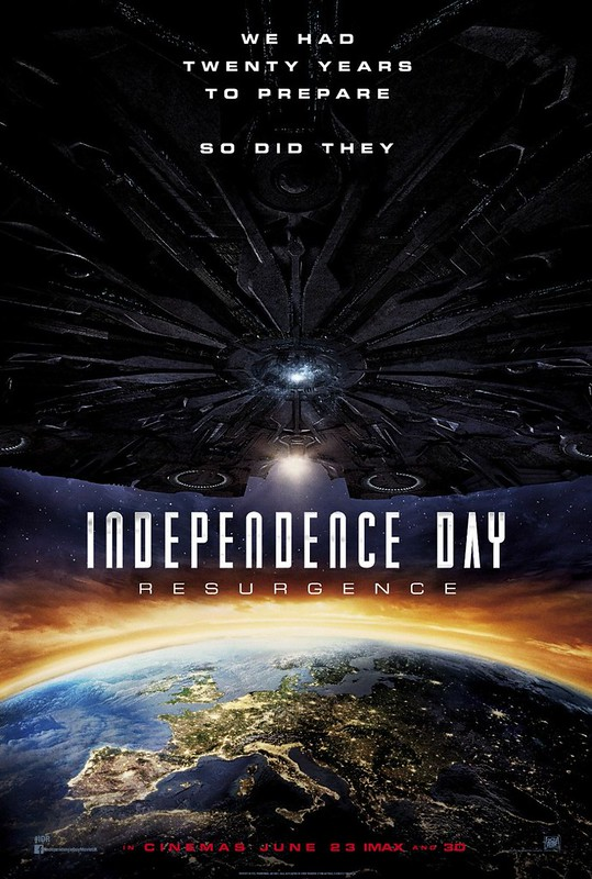 Independence Day - Resurgence - Poster 2