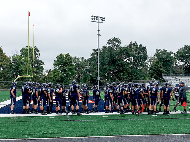 Shaler Area Titans football team.