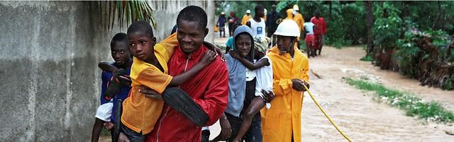 Emergencia Haití: el huracán Matthew