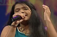 Super Singer Junior – Mannavan Vanthanadi by SSJ07 Srisha