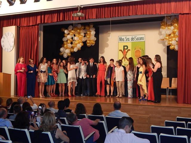 Graduación 4ºESO 2015-16