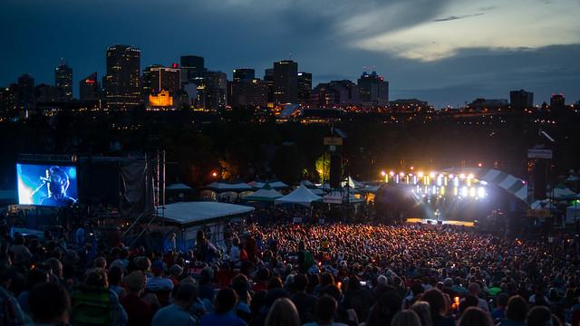 Edmonton Folk Festival 2016