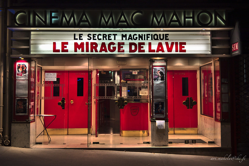 Cinema Mac Mahon