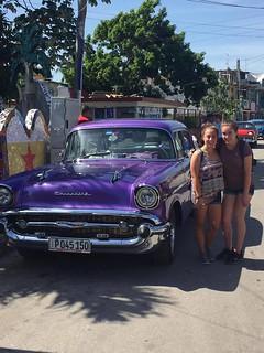 Iz & Kate Cuba 2