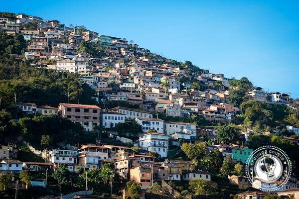 Hills of Ouro Preto