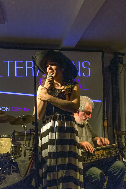 Alterations Festival, Cafe Oto, London 15th to 19th July 2016, Photos by Gérard Rouy