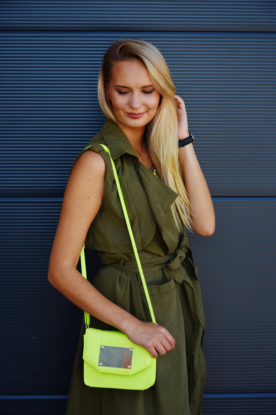 Fashion blogger from Latvia