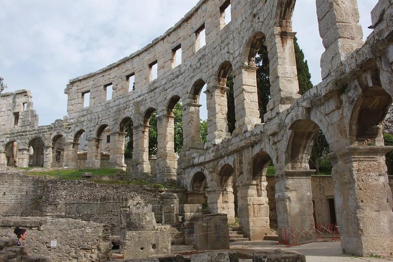 Istria-Pula-Arena-Croatia-普拉競技場-17度C隨拍- (10)