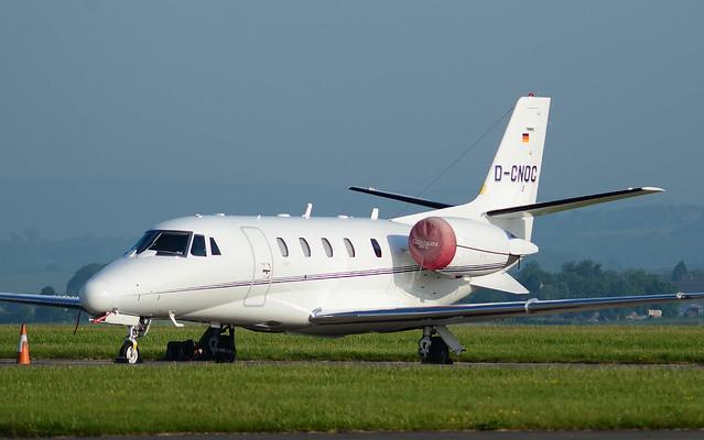 C560 D-CNOC Cardiff 300516