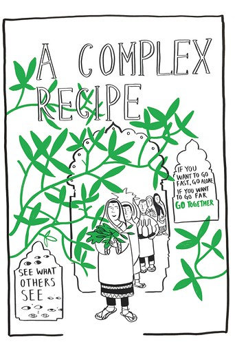A Complex Recipe - Josie Willey Illustrations