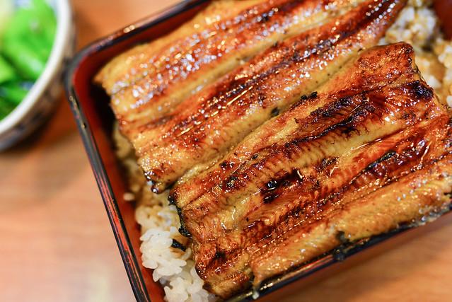 日本/東京/清澄白河–在地鰻魚飯–菖蒲あやめ