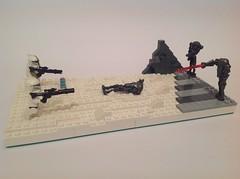 Star Wars Battlefront - Rhen Var by LegoSWCTProductions