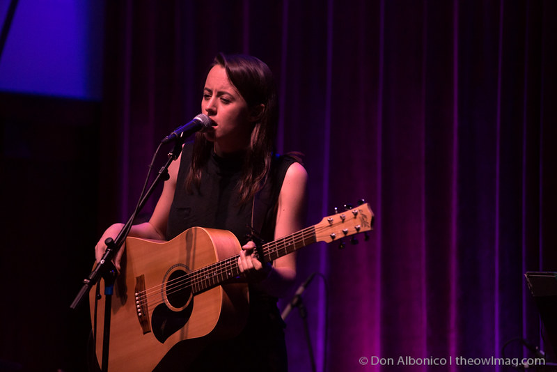 Gordi @ Swedish American Hall San Francisco 5/30/2016