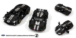 Ford GT LeMans Winner Edition (2016)