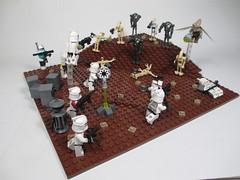 Star Wars Battlefront: Geonosis by 30Sean