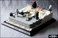 Star Wars Battlefron - Rhen Var by n7mereel