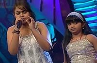 Super Singer Junior – Kannalane by SSJ01 Haripriya and SSJ06 Pravasthi