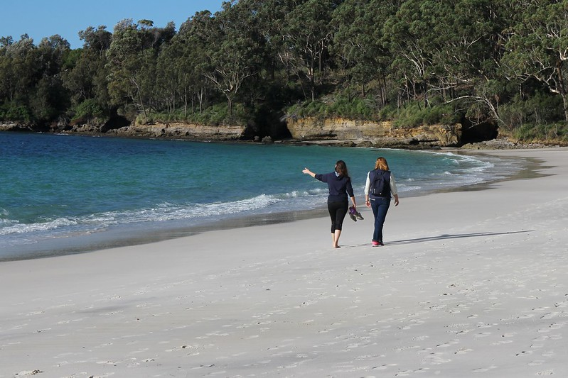 Australia with Carolyn and Mum