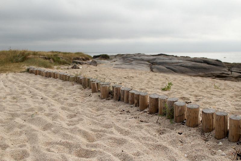 Barfleur beach gatteville