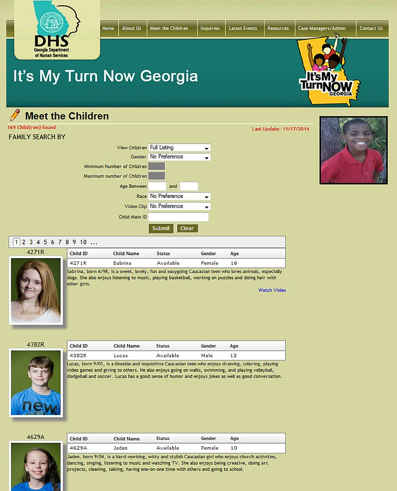 http://itsmyturnnowga.com/WebForms/MeetChildren.aspx