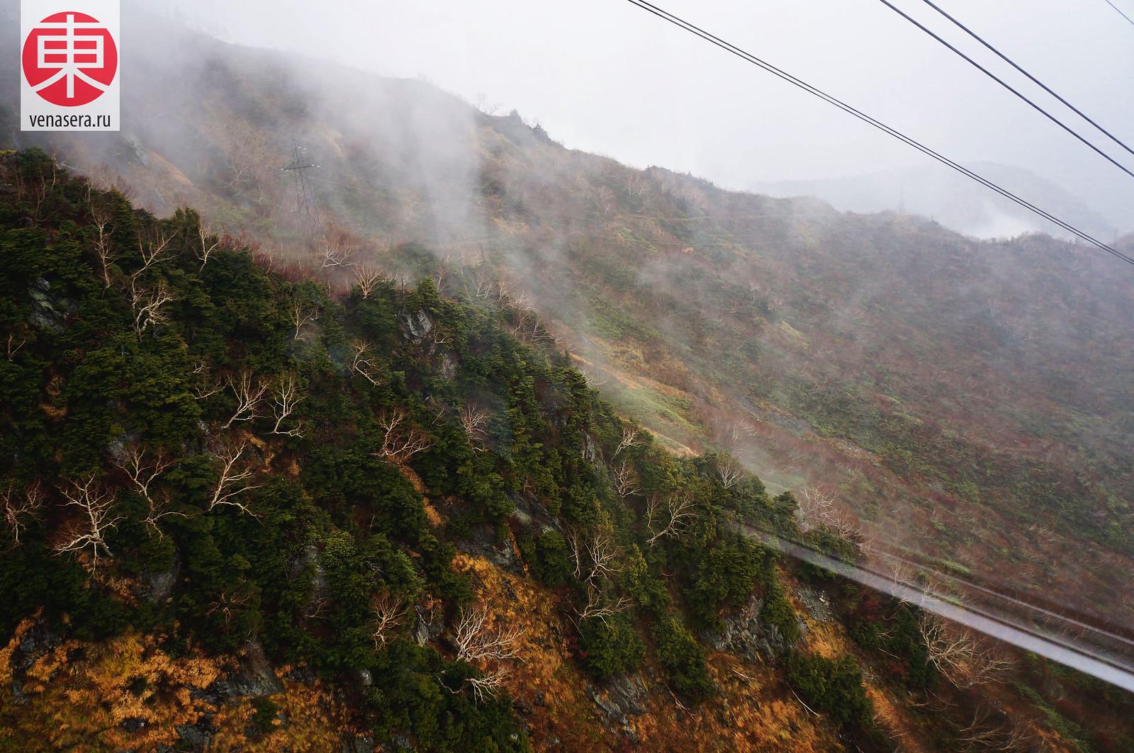 Дайканбо (大観峰), Японские Альпы Татэяма Куробэ, Татэяма Куробэ, Tateyama Kurobe Alpine Route, 立山黒部, 立山黒部アルペンルート